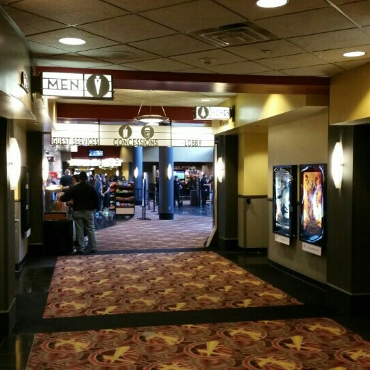 Photo taken at AMC Victoria Gardens 12 by Erich F. on 1/18/2016