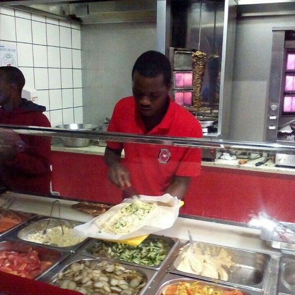 Photo taken at Shawarma Express by James C. on 7/22/2015