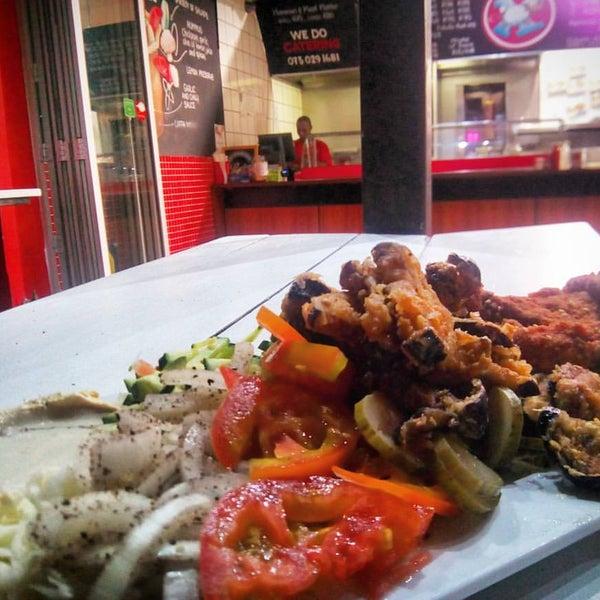 Photo taken at Shawarma Express by James C. on 4/10/2016