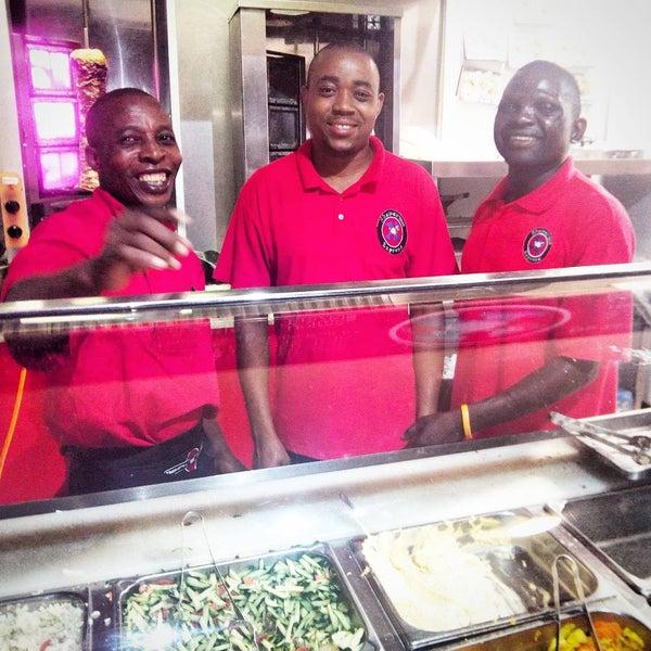 Photo taken at Shawarma Express by James C. on 4/3/2016
