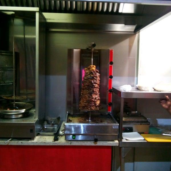 Photo taken at Shawarma Express by James C. on 1/19/2017