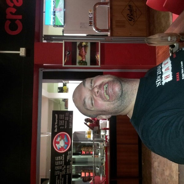 Photo taken at Shawarma Express by James C. on 3/9/2014