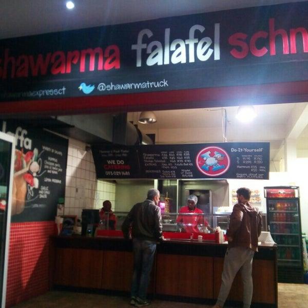 Photo taken at Shawarma Express by James C. on 6/13/2016