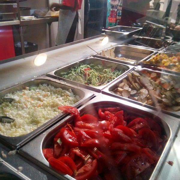 Photo taken at Shawarma Express by James C. on 10/8/2016