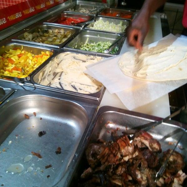 Photo taken at Shawarma Express by James C. on 10/23/2016