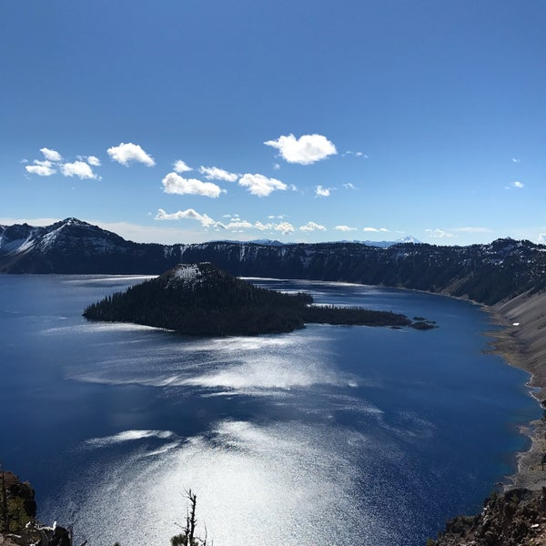 Photo taken at Crater Lake National Park by Craig P. on 10/8/2016