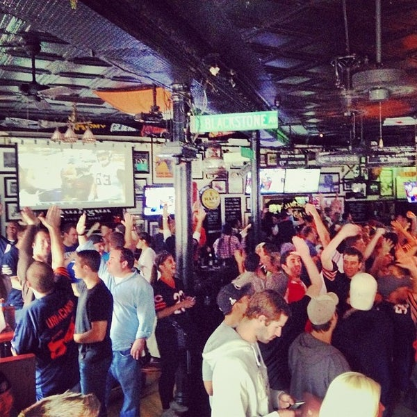 Photo taken at Halligan Bar by Halligan B. on 10/11/2013