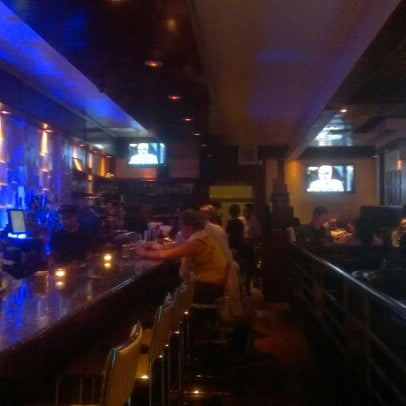 Photo taken at Plaza Lounge - Kitchen and Bar by Rob on 1/13/2013