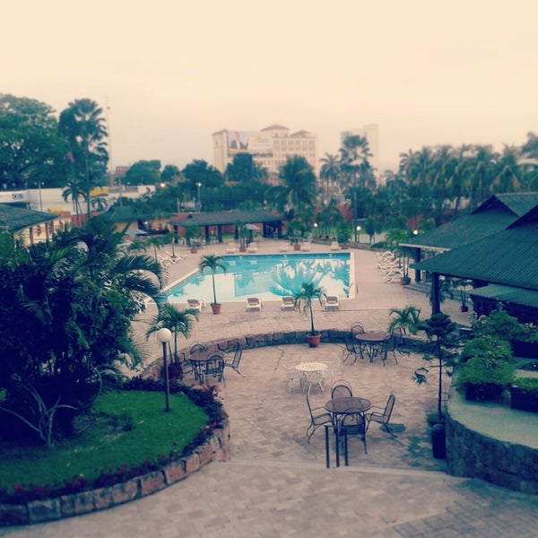 Photo taken at Hotel Copantl by Gerson H. on 5/27/2013