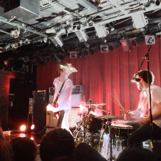 Photo taken at Paradise Rock Club by Alex P. on 12/10/2012
