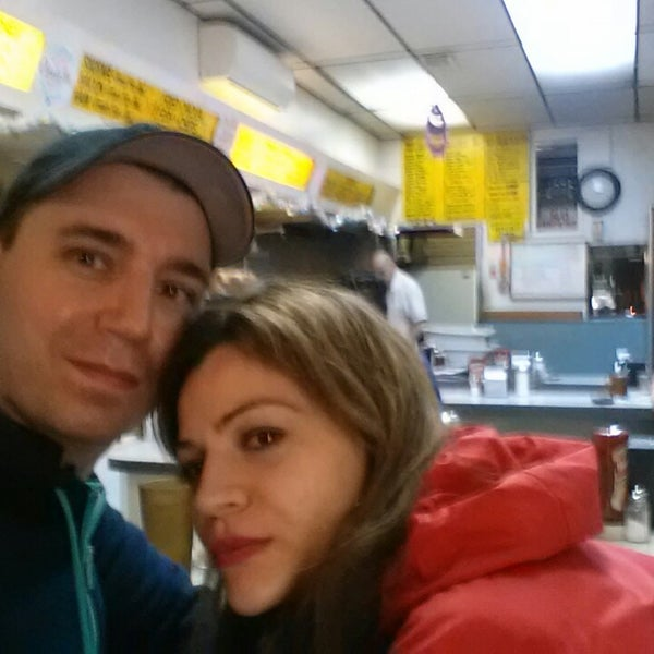Photo taken at Alpha Donuts by Eddie A. on 4/14/2014