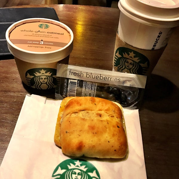 Photo taken at Starbucks by Kevin J. on 3/17/2017