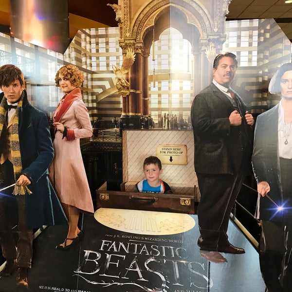 Photo taken at Cobb Grove 16 Cinemas by Jason D. on 12/27/2016