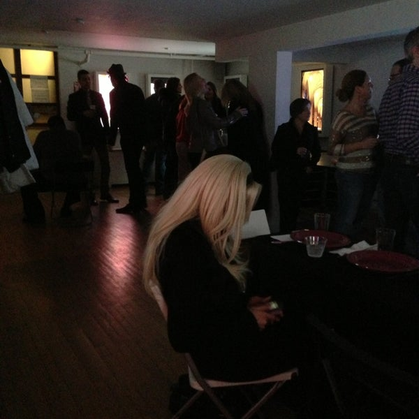 Photo taken at SoHo Gallery for Digital Art by Hope Anne N. on 12/25/2012