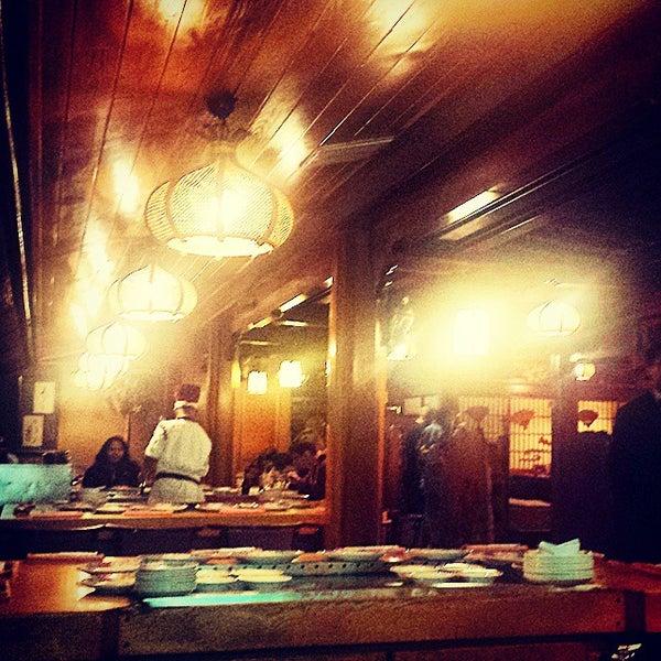 Photo taken at Mt. Fuji Japanese Steak House by Benjamin P. on 11/19/2014