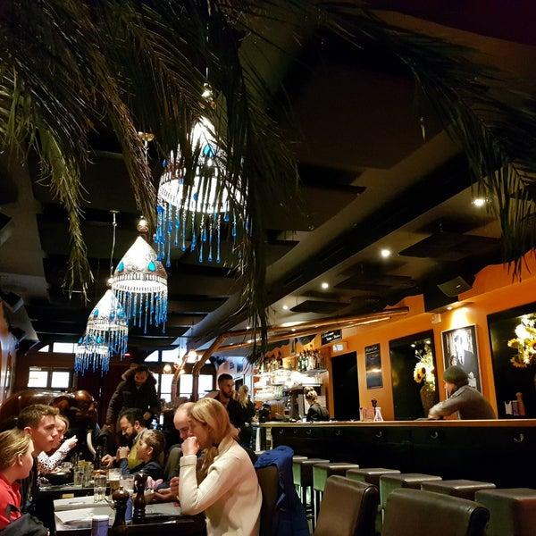 Photo prise au Demi Lune Café par ELEGANS C. le2/11/2018