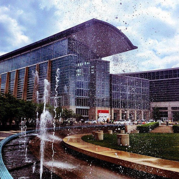 Mccormick Place Convention Center In South Loop