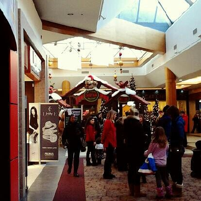 Photo taken at Carlingwood Shopping Centre by Alex A. on 12/24/2013