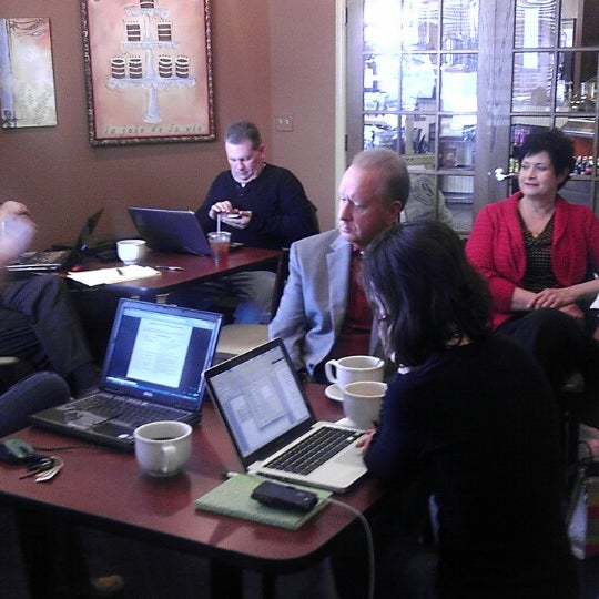 Photo taken at Arcedium Coffeehouse Inc by Marson M. on 4/26/2013