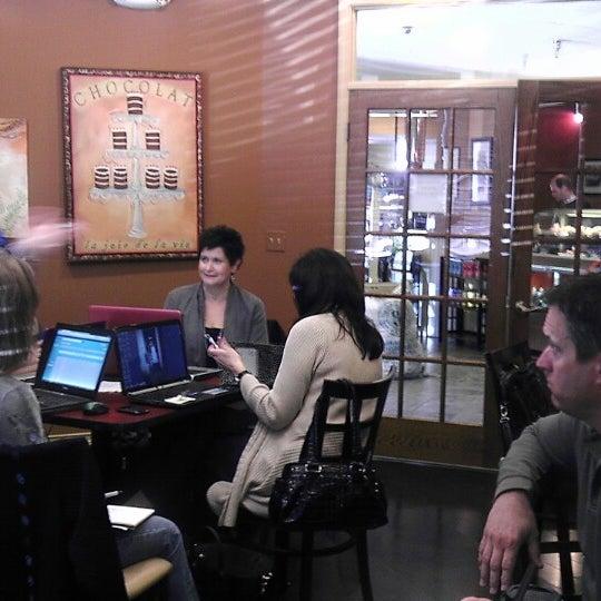 Photo taken at Arcedium Coffeehouse Inc by Marson M. on 4/5/2013