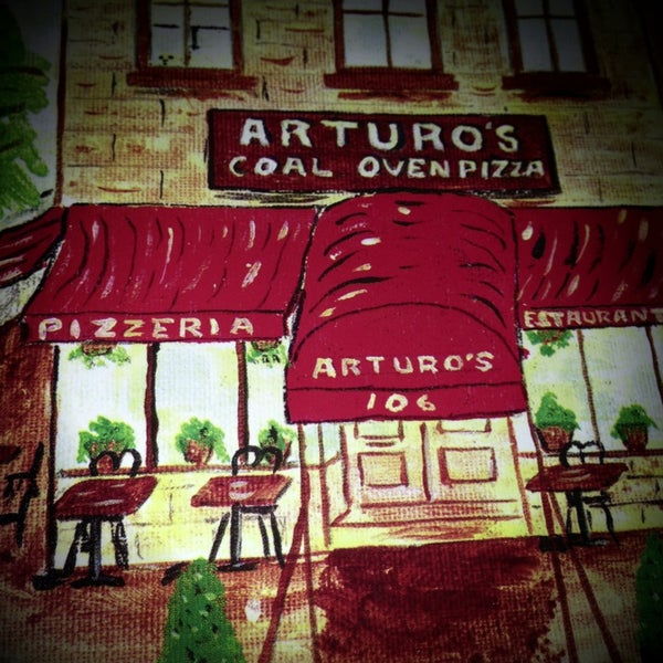 Photo taken at Arturo's Restaurant by Arthur H. on 4/6/2013