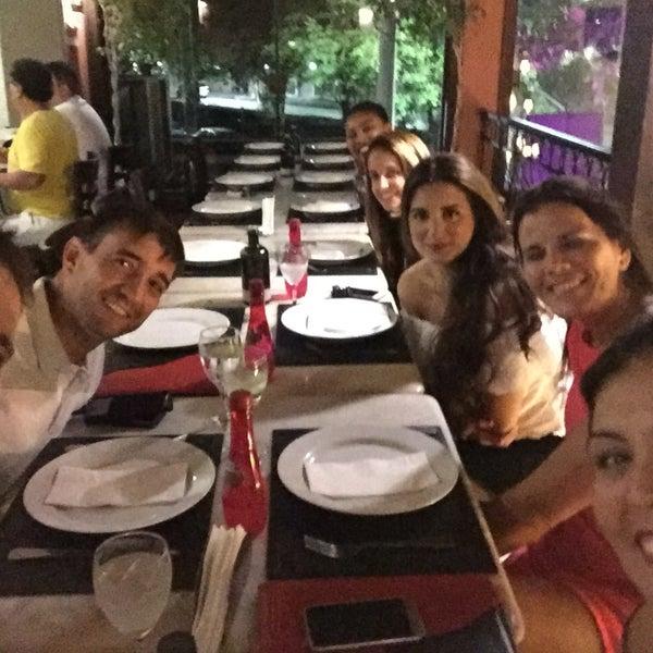 Photo taken at Canal 4 Restaurante e Pizzaria by Ronaldo C. on 2/9/2018