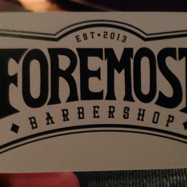 A barbershop as stylish as the cuts it provides. Great, friendly staff, each with a penchant for quality customer service.