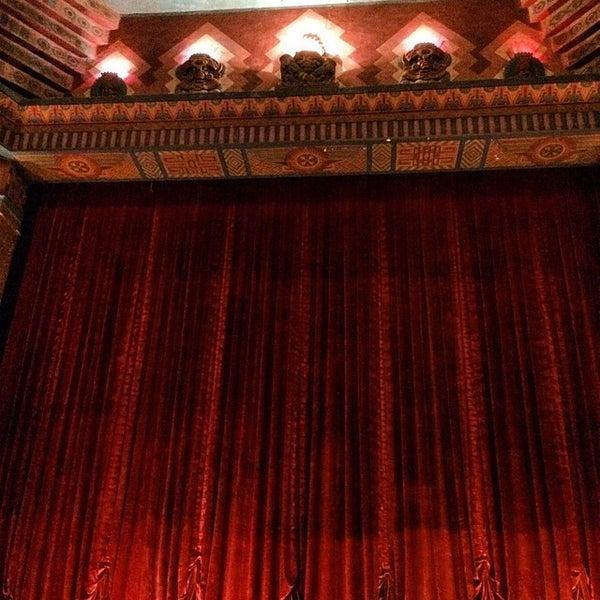 Photo taken at Mayan Theatre by Alan B. on 5/4/2014