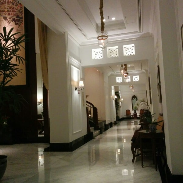 Photo taken at Menteng Hermitage Hotel by Stallone T. on 8/2/2014