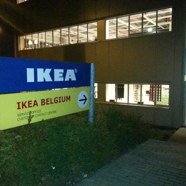 ikea service office belgium