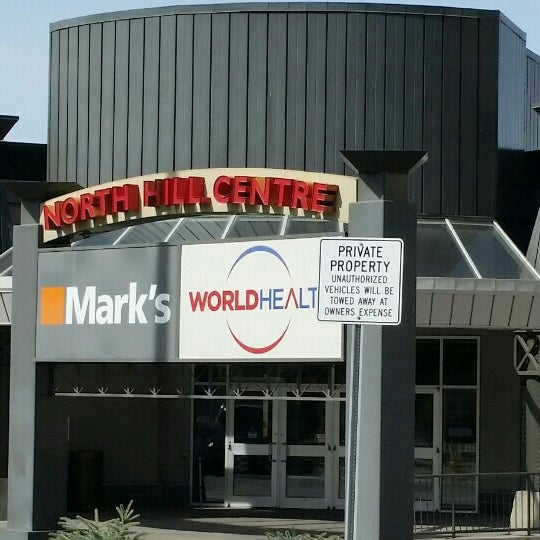 North Hills At Town Center: Shopping Mall In Calgary