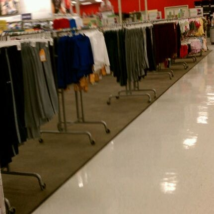 Photo taken at Target by Droeee L. on 9/11/2011