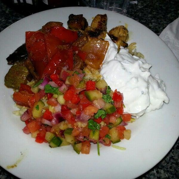 Yamas mediterranean grill mediterranean restaurant in for Gazelle cuisine n 13
