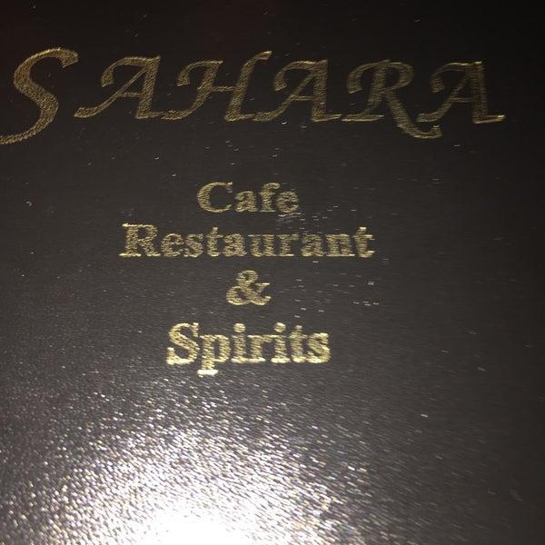 รูปภาพถ่ายที่ Sahara Restaurant โดย Howard R. เมื่อ 2/17/2016