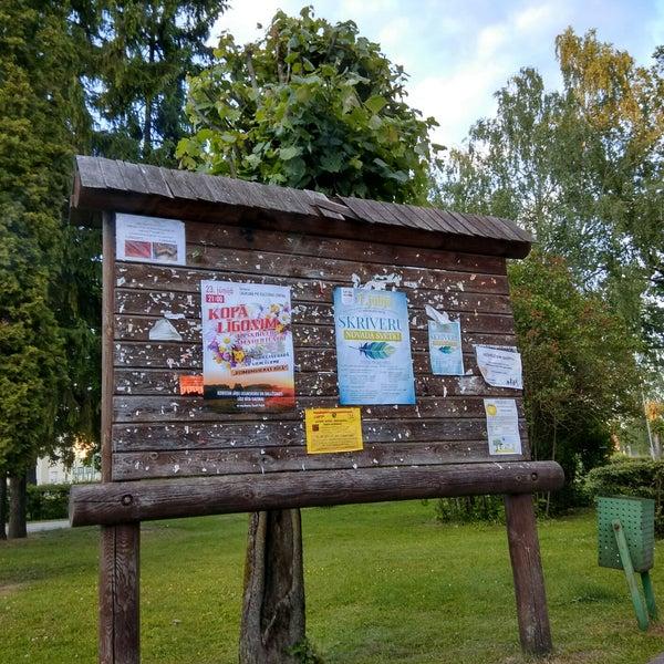 Skrīveru kultūras nams  Cultural Center in Skrīveri