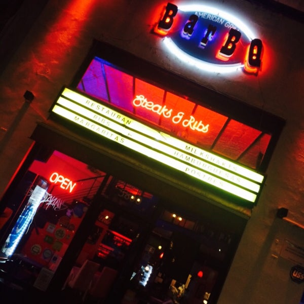 Foto tomada en BarBQ por Pablo M. el 8/21/2015