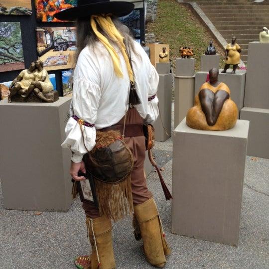 Photo taken at Atlanta Arts Festival by Albert Y. on 9/16/2012