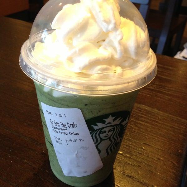 Photo taken at Starbucks by Tiffany S. on 5/18/2013