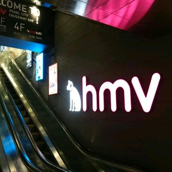 4/12/2017 tarihinde David R.ziyaretçi tarafından HMV'de çekilen fotoğraf