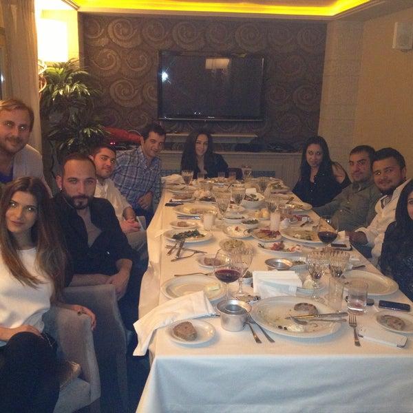 4/27/2013 tarihinde Gülay D.ziyaretçi tarafından Kalkan Balık Restaurant'de çekilen fotoğraf