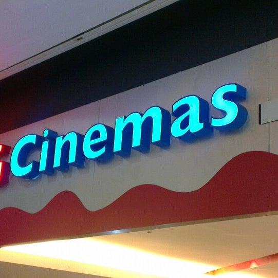Photo taken at Big Cinemas by محمد سيفول ع. on 3/27/2013