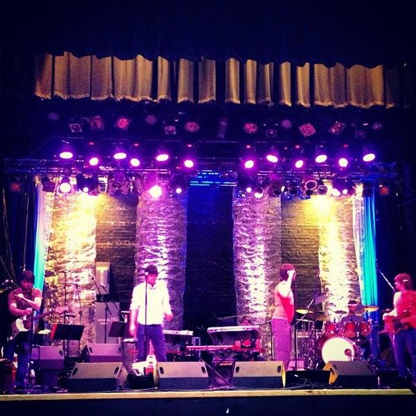 10/20/2012 tarihinde Adam J.ziyaretçi tarafından Variety Playhouse'de çekilen fotoğraf