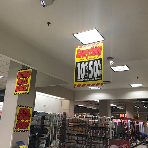 Photo taken at Sears by Jason M. on 1/21/2017
