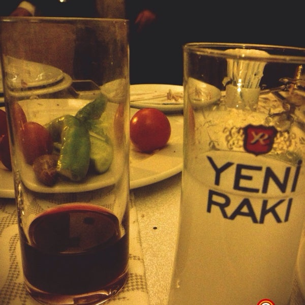 Photo taken at Bayazhan Meyhane by irfan k. on 11/30/2013