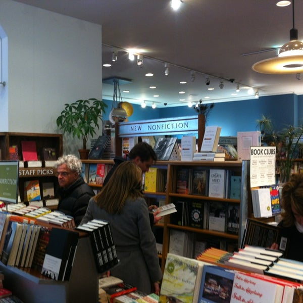 Photo taken at McNally Jackson Books by Criscito W. on 2/16/2013