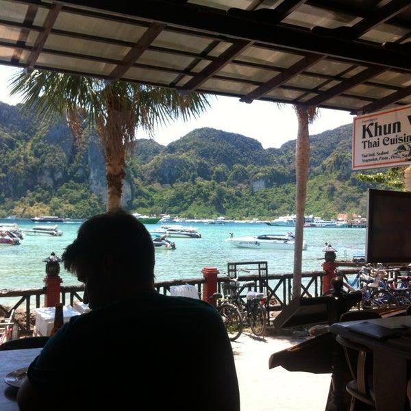 Photo taken at Phi Phi Island by 🚀Рома🔥 on 3/24/2013