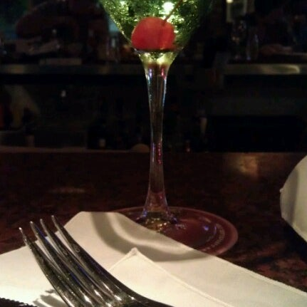 Photo taken at Pappadeaux Seafood Kitchen by Stephanie S. on 12/16/2012