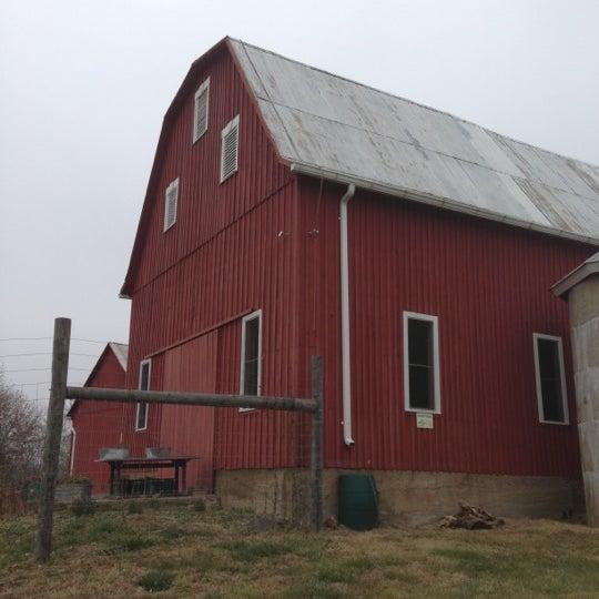 Das Foto wurde bei Clyde's Willow Creek Farm von Craig S. am 12/1/2012 aufgenommen