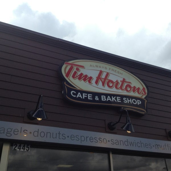Tim Hortons Chicago: East Columbus