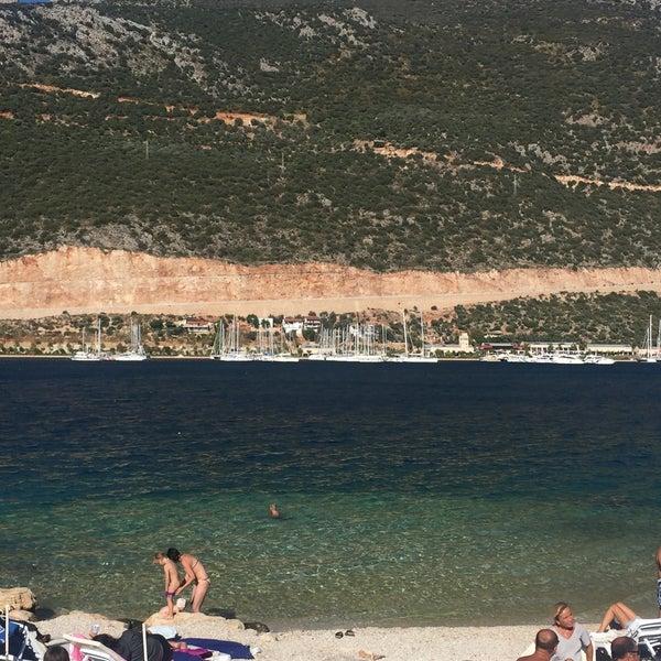 10/30/2017 tarihinde Ozge U.ziyaretçi tarafından İncebogaz Beach'de çekilen fotoğraf